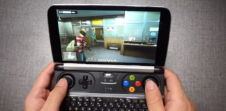 GPD Win 2 GTA V mobile