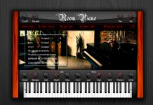 برنامج بيانو للكمبيوتر Room Piano