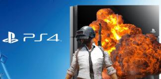 PUBG PS4 release date