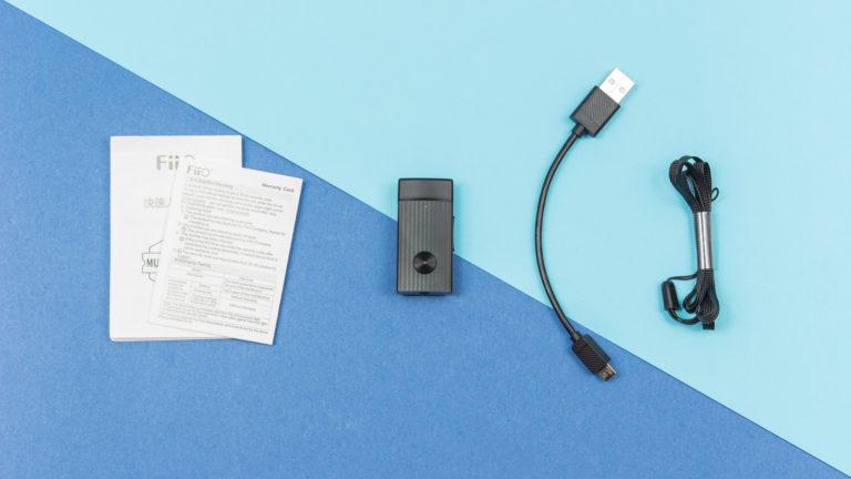 مراجعة محول الصوت اللاسلكي Fiio BTR1 Bluetooth DAC