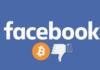 Facebook يحجب إعلانات البيتكوين – Bitcoin