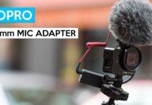 كيفية توصيل ميكروفون خارجي في كاميرا GoPro
