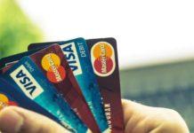 انواع بطاقات الائتمان