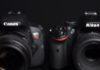 مقارنة كاميرات كانون ونيكون ... دليلك للاختيار بين عملاقي كاميرا DSLR الاحترافية