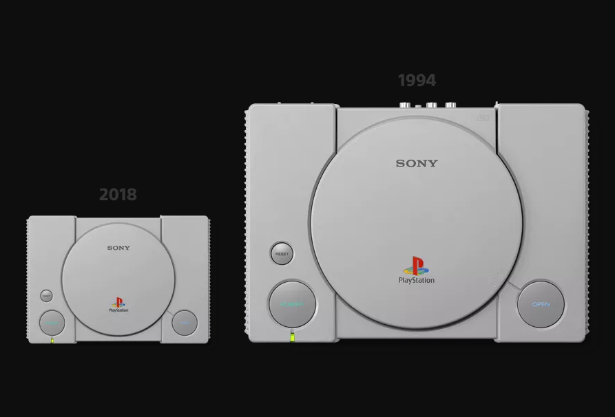 PlayStation Classic قصة شركة سوني