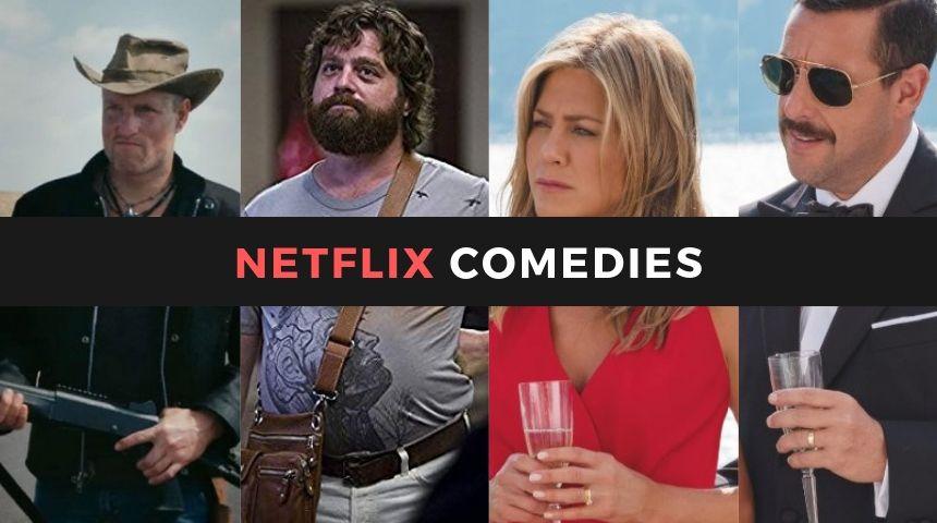 أفضل أفلام الكوميديا على نتفليكس كلاسيكيات الألفية في مكان واحد