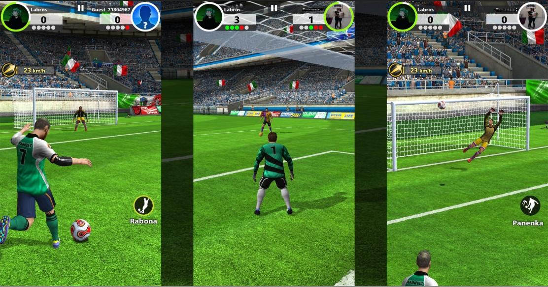أفضل 5 العاب كرة القدم على أجهزة الأندرويد الكثير من المتعة