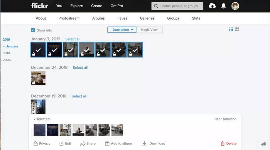 شرح فليكر بالتفصيل تابع للمسابقة