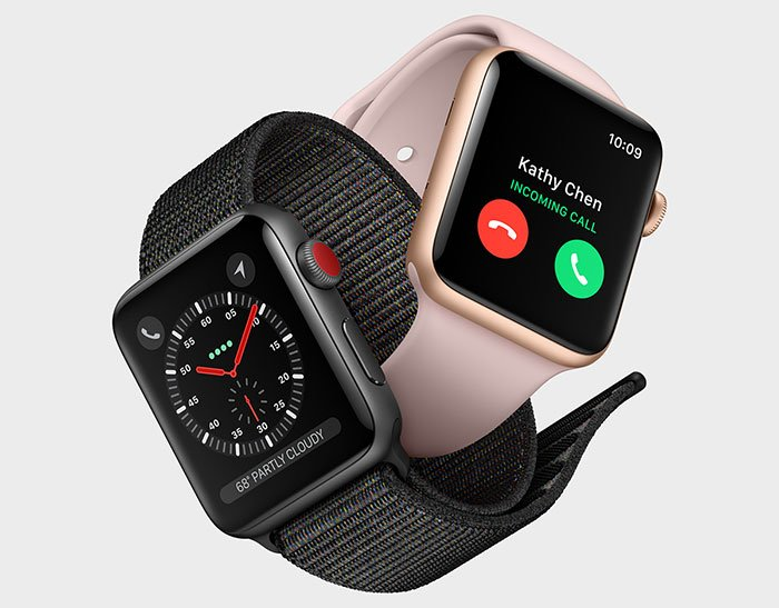 مميزات ابل واتش 4 .. مواصفات وسعر Apple Watch 4 - سماعة تك