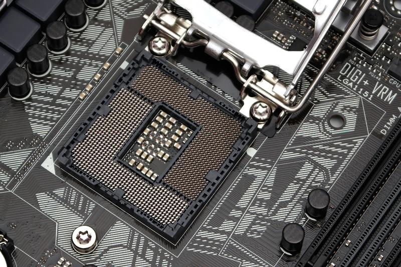 A CPU Socket
