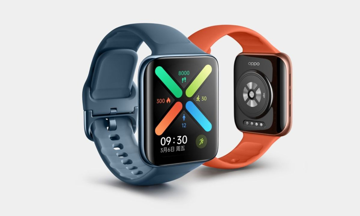 أوبو تكشف عن مواصفات الساعة الذكية Oppo Watch 2