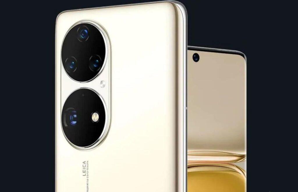 كاميرات Huawei P50 Pro