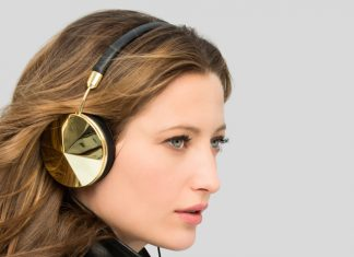 Frends Taylor Black Gold Headphones Preview