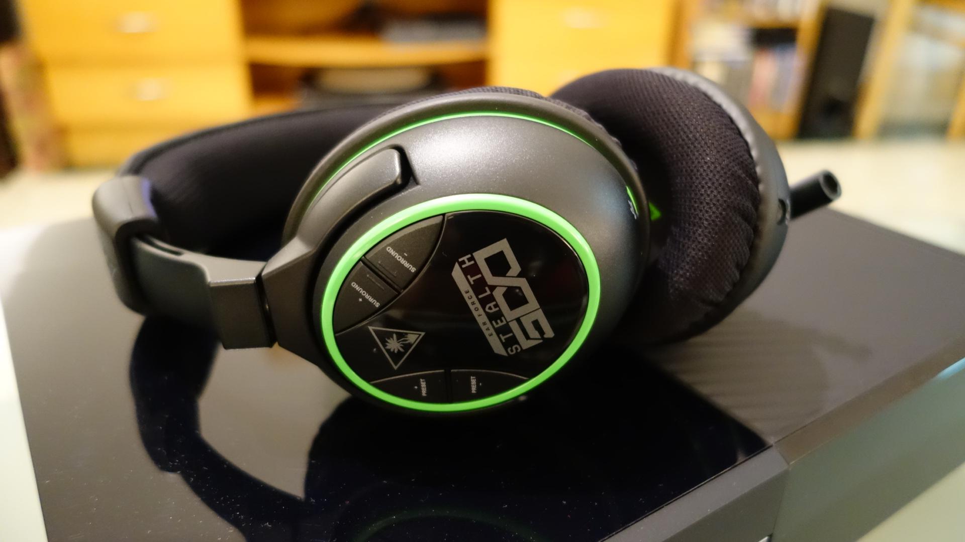 Turtle Beach Ear Force Stealth 500X Gaming Headphones