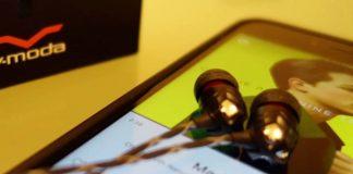V-moda ZN In Ear Earphones Video Review