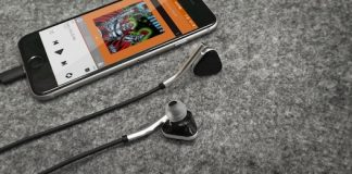 Actywell's heart rate earphones match the beat to your beats