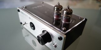 HIFIMAN EF2C USB-DAC Headphone Tube Amplifier Review