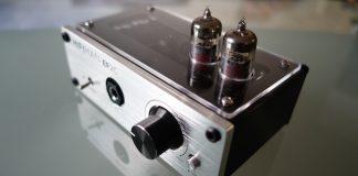 HIFIMAN EF2C USB-DAC Headphone Tube Amplifier Review