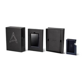 Astell and Kern AK300 High-Res Portable Media Player Preview