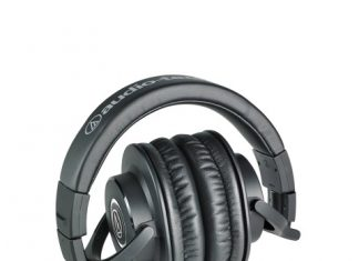 Audio Technica ATH-M40x Headphones Preview