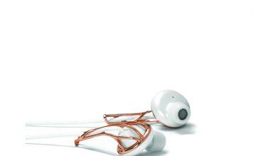 Frends Ella B Rose Gold Headphones Preview