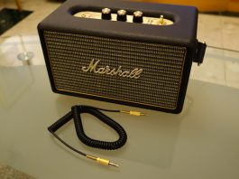 Marshall Kilburn Bluetooth Speakers Review