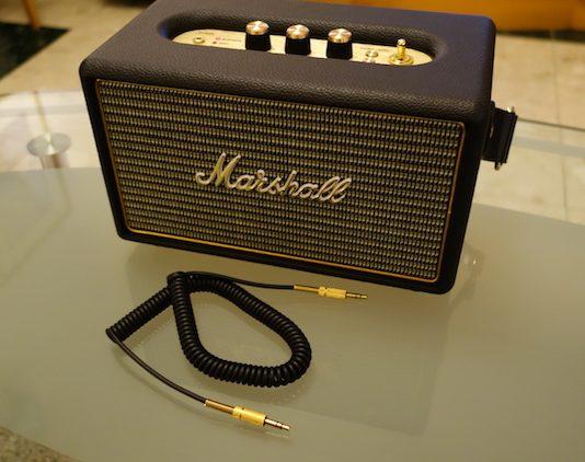 Marshall Kilburn Bluetooth Speakers Review