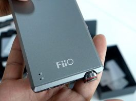 FiiO A5 Headphones Amplifier