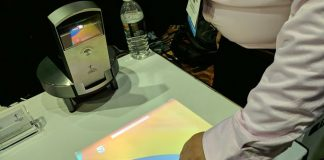 Turn any surface into a touchscreen using this innovative device