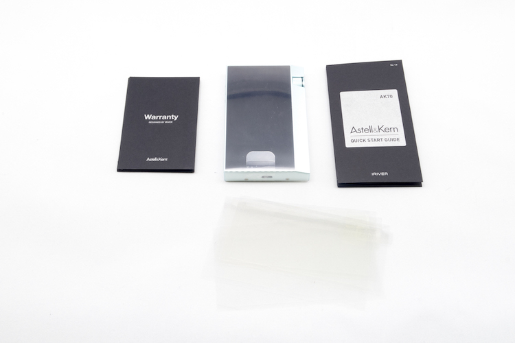 Astell kern ak70 player accessories