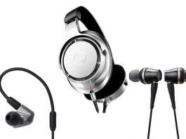 Audio Techinca ces 2017 ath headphones