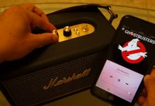 Marshall Kilburn Bluetooth Speakers