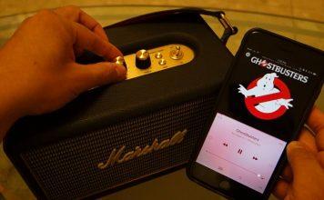 Marshall Kilburn Bluetooth Speakers