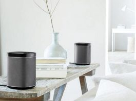 Sonos Alexa Smat Speakers