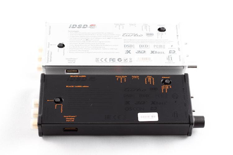 IFI Audio Micro iDsd Black Label DAC Headphones Amp Review