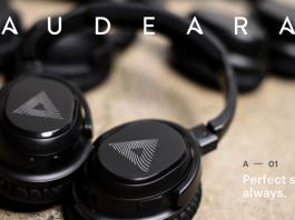 Audeara headphones perfect sound