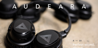 Audeara headphones perfect sound
