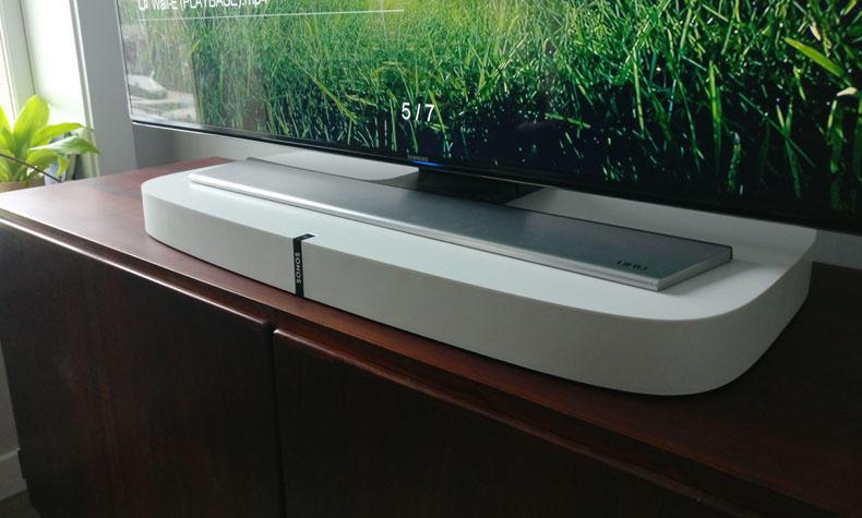 Sonos playbar vs playbase