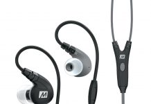 MEE Audio M7P headphones review