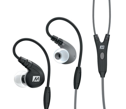 MEE Audio M7P headphones review