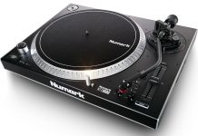 Numark ntx1000 turntable features