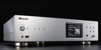 Pioneer n-70ae network player