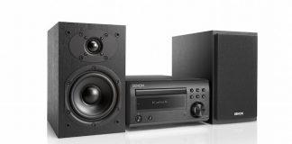 denon d-m41dab system stereo