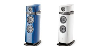 Focal speakers maestro scala