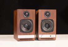 audioengine HD3 Speakers