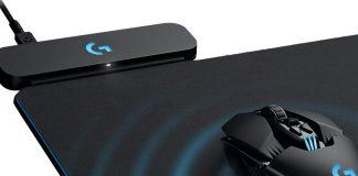 Logitech wireless charge pad