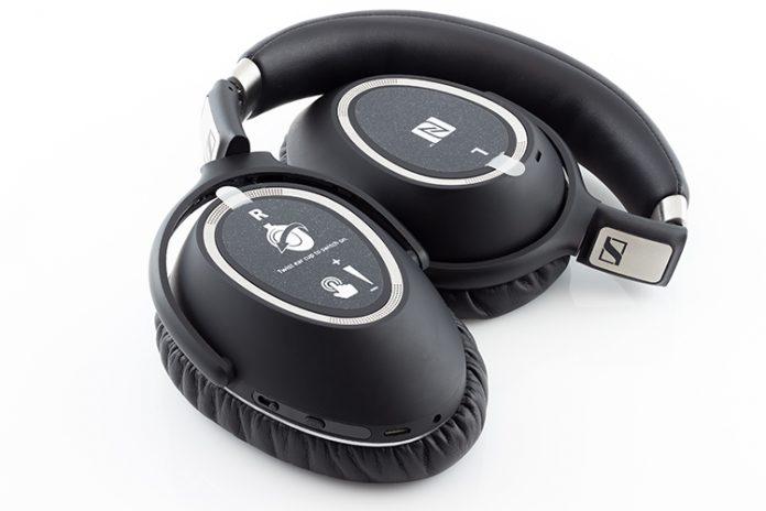 Sennheiser Over-Ear Noise Cancelling Sound Isolating Wireless Headphones PXC550