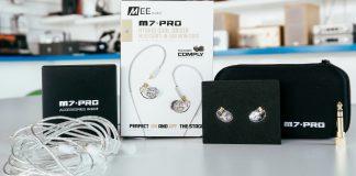 MEE audio M7 pro in-ear monitor