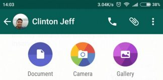 Whatsapp update lets you share files of any type and much more