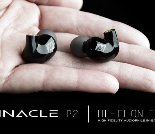 Pinnacle P2 in-ear monitors